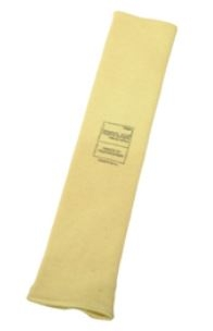 "Sperian KVS-2-14 14"" 2-Ply 100% Kevlar Knit Sleeve Without Thumb-Hole"