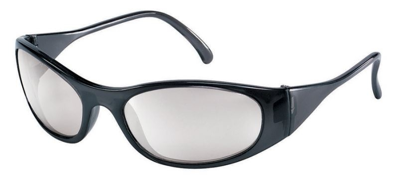 c1a4f97400 Crews F2119 Frostbite2 Safety Glasses - Indoor Outdoor Lens Frost ...