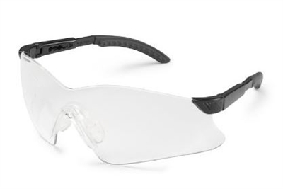 Gateway 14GB79 Hawk Safety Glasses - Clear Anti-Fog Lens