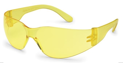 Gateway 3675 Starlite-SM Safety Glasses - Amber Lens With Amber Temple
