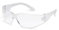 Gateway 3680 Starlite-SM Safety Glasses - Clear Lens With Clear Temple
