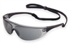 Sperian 11150751 Millennia Sport Safety Glasses - Gray Anti-Scratch Lens