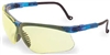 Uvex S3242 Genesis Safety Glasses - Amber Lens With Ultra-Dura Coating