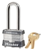 Master Lock 3LH Padlock Keyed Different
