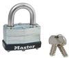 Master Lock 500KA No 500 Padlock Keyed Alike