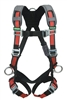 MSA 10105945 Evotech Full Body Harness - XL Size With Back, Chest And Hips D-Ring And Shoulder Padding