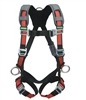MSA 10105960 Evotech Full Body Harness - Standard Size With Back And Hips D-Ring And With Shoulder And Leg Padding