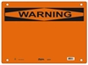 Guardian Extreme S25000 Warning Sign