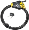 Master Lock 8413DPF Adjustable Locking Cable