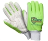 Southern Glove SIG005G Sarco Impact Poly/Cotton Outer Glove With Fluorescent Green Fingers