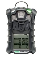 MSA 10110443 Altair 4X Multigas Detector - LEL, O2, CO, Charcoal