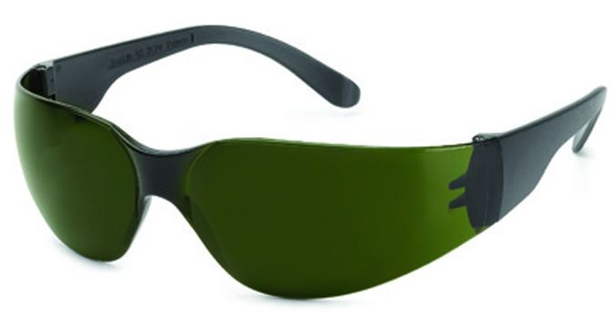 f3bf91ec21 Gateway 4666 Starlite IR Safety Glasses - IR Black Shade 3.0