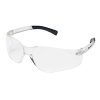 Crews BK110 BearKat Safety Glasses - Clear Lens