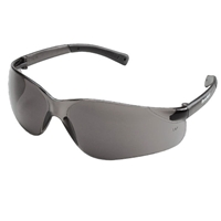 Crews BK112 BearKat Safety Glasses - Gray Lens