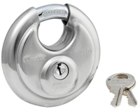Master Lock 40KADPF Padlock Stainless Steel Body