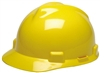 MSA 475360 Yellow V-Gard Non-Slotted Cap