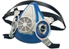 MSA 815700 Advantage 200 LS Half Mask Respirator With 2-Piece Neckstrap - Large
