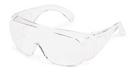 Gateway 5880 Utility VS Visitor Spectacles Safety Glasses - Clear Lens/Frame
