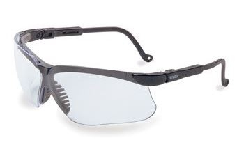 Uvex S3200X Genesis Safety Glasses - Clear Lens With Uvextreme Coating
