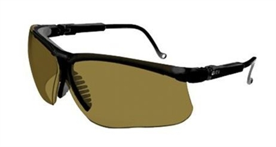 Uvex S3201X Genesis Safety Glasses - Expresso Lens With Uvextreme Coating