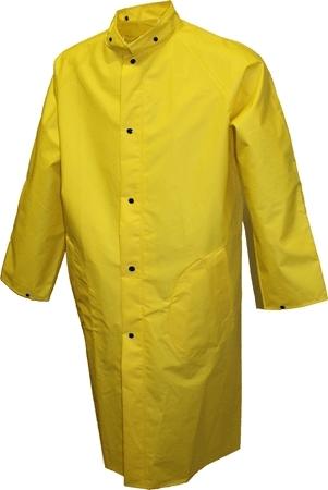 XL Yellow//Green TINGLEY C53122 ComfortBrite Flame Resist Rain Coat