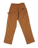 RASCO CBF1215 Brown Duck Fire Retardant Carpenter Pants