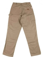 RASCO CFR1202 Khaki Fire Retardant Carpenter Pants