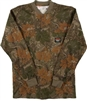 RASCO CMF458 Camo Fire Retardant Long Sleeve Cotton Henley