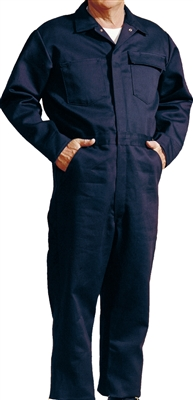 Topps CO11-3905 Navy 9 Oz Indura Coverall