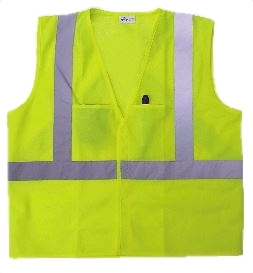 b39c236e1275 2W International FR150C-2 Green Class 2 Flame Retardant Safety Vest