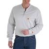 Riggs By Wrangler FR3W8 Flame-Resistant Long Sleeved Henley Shirt