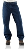 Carhartt FRB13 Flame-Resistant Denim Dungaree Jean