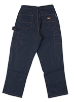 RASCO FRC1212 Blue Denim Fire Retardant Carpenter Pants
