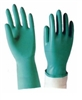 Seattle Glove NF15 Nitrile Flock Lined Unsupported Glove - 15 Mil