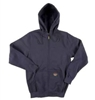 RASCO NSF1151 Navy Fire Retardant Long Sleeve Cotton Sweatshirt