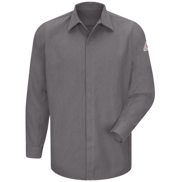 88983e31e3f3 Bulwark SMS2 CoolTouch 2 Concealed-Gripper Pocketless Shirt