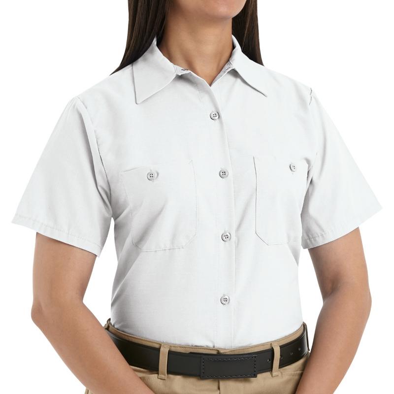d049d767 Red Kap SP 23 Women's Industrial Work Shirt