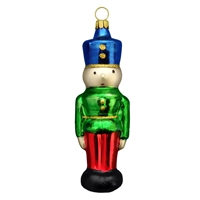 Nutcracker Blue Hat