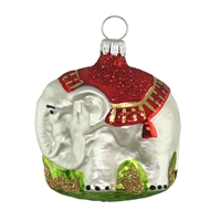 Elefant White Red