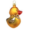 Yellow Duck Gold Bow