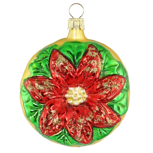 Christmas Poinsettia Flower