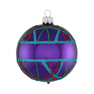 Ball Amy Purple