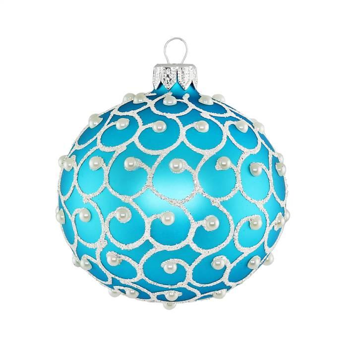 German Blown Glass Christmas Ornaments Polish X Mas Decorations