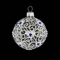 Ball Lapis Transparent  2.2""