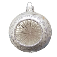 European Silver White Matt Delight Series Reflector