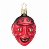 Inge Glas Krampus Legend Ornament Red Devil