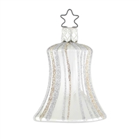 Inge Glas Fancy Stripes Silver Bell