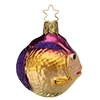 Inge Glas Puffer Fish Purple