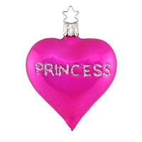 Inge Glas Princess Heart