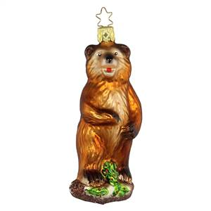 Inge Glas Standing Grizzly Bear